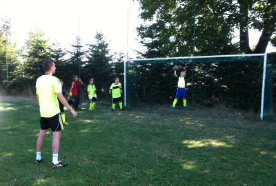 Obóz sportowy - dzień 5