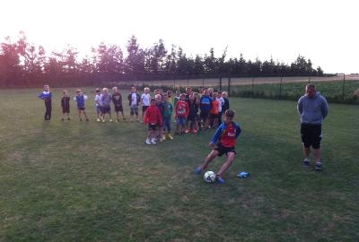 Obóz sportowy - dzień 7