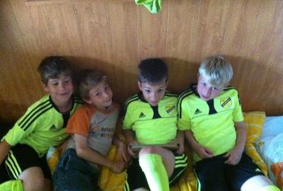 Obóz sportowy - dzień 8