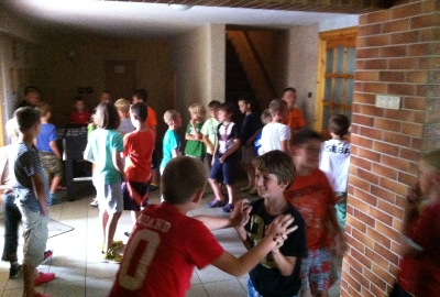 Obóz sportowy - dzień 9