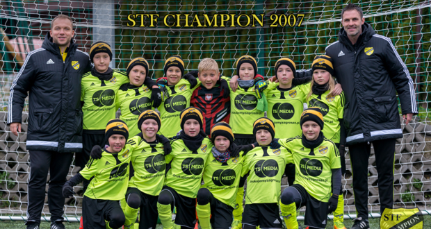 Zwycięski turniej rocznika 2007 w Zakopanem