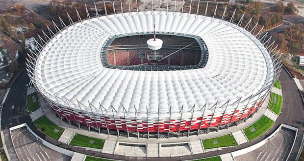 Trawa ze Stadionu Narodowego
