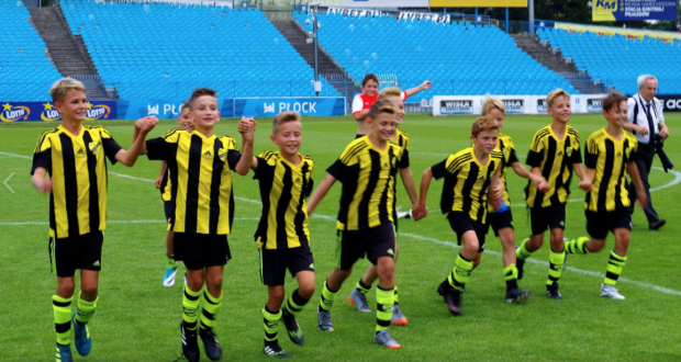 Wygrana rocznika 2005 w turnieju Wisła Płock Youth Cup
