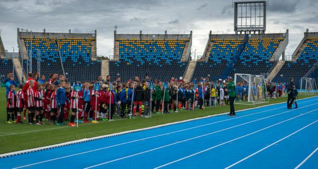Dobry występ dziesięciolatków w Bydgoszczy