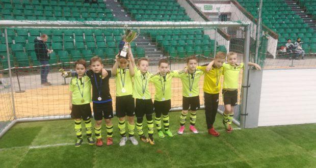 Sukces małych Championów w Football Pro Cup Masters Poznań