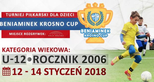 Beniaminek Krosno Cup rocznik 2006