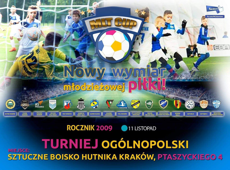 6 miejsce rocznika 2009 na turnieju MLT Cup w Krakowie