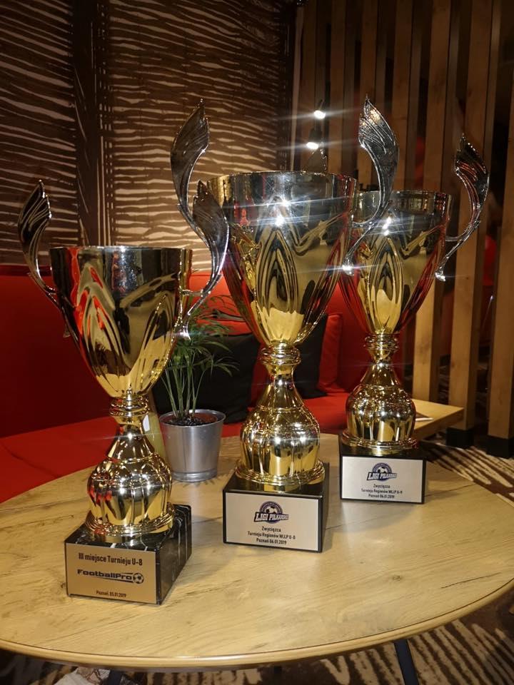 Wygrana w Lidze Europy Championa 2010 w Turnieju FootballPro Masters w Poznaniu