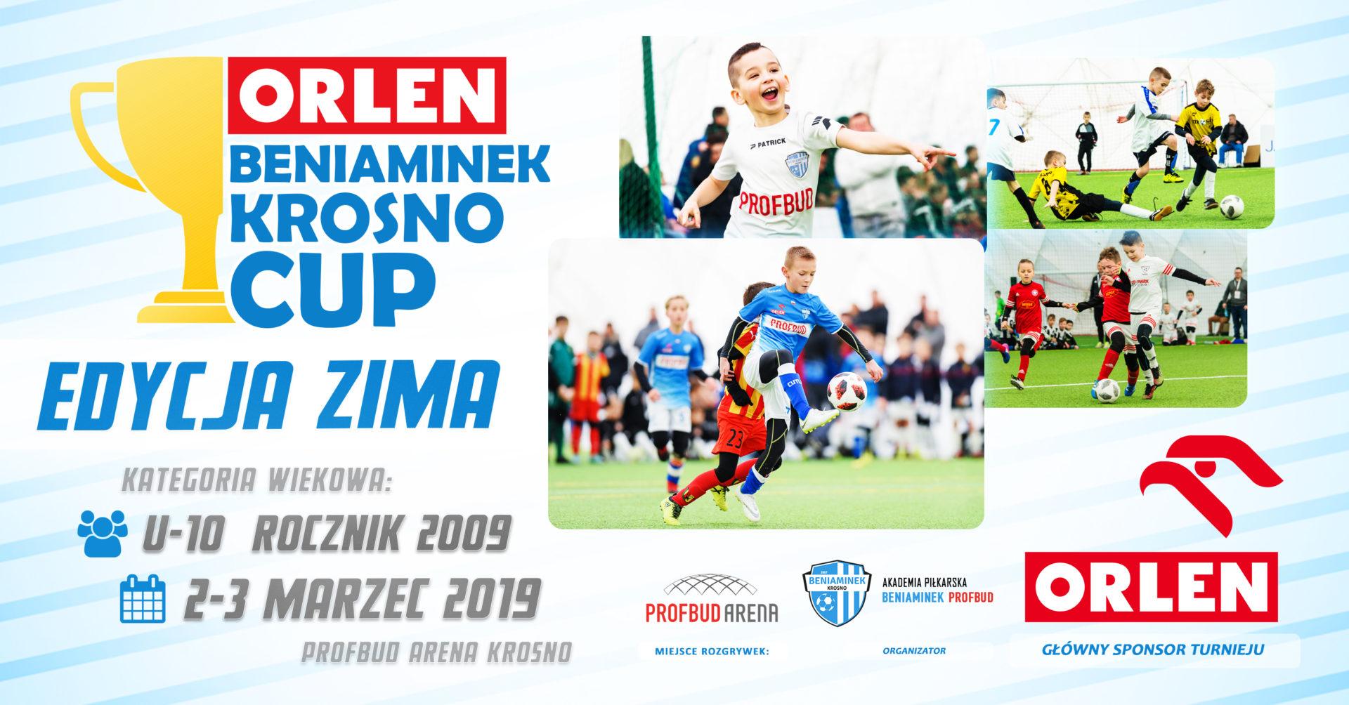 Orlen Beniaminek Krosno Cup rocznik 2009
