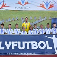 Rocznik 2009 na Międzynarodowym  Turnieju Kolejarz Cup 2019 w Stróżach