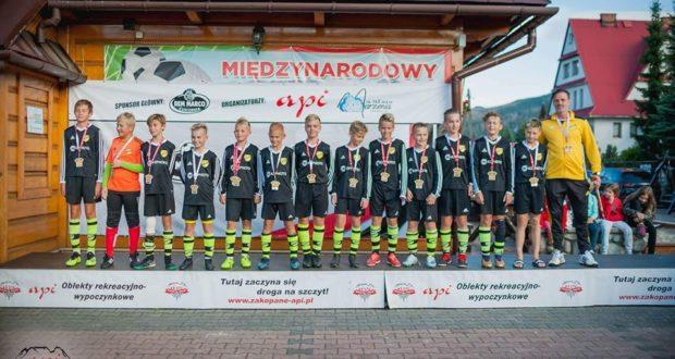 Dobry występ Championów z rocznika 2007  w turnieju Rem Marco Cup