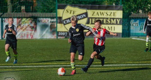 Treningi piłkarskie dla dzieci na Mokotowie❗