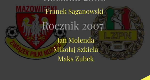 Championi w reprezentacji Mazowsza!