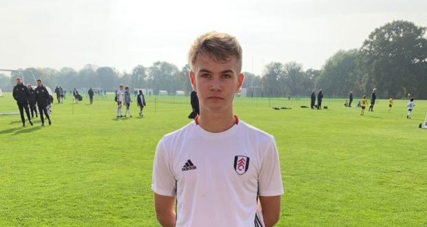 Kacper Bojańczyk testowany przez Fulham Londyn❗