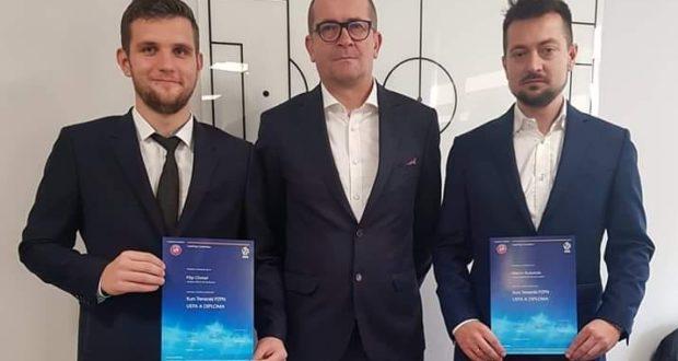 Trenerzy Championa z licencją UEFA A!