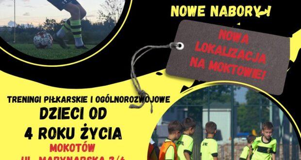 Zapisy do grup na Mokotowie jeszcze trwają 🤩 Liczba miejsc ograniczona ❗Treningi próbne we wrześniu gratis 👍